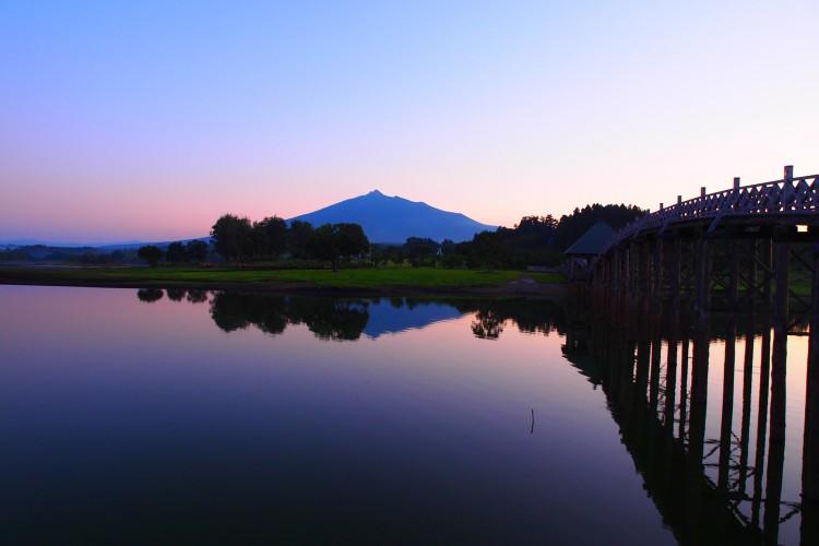 Directions to Tsuru no Mai Hashi & Tsugaru Fujimi Lake