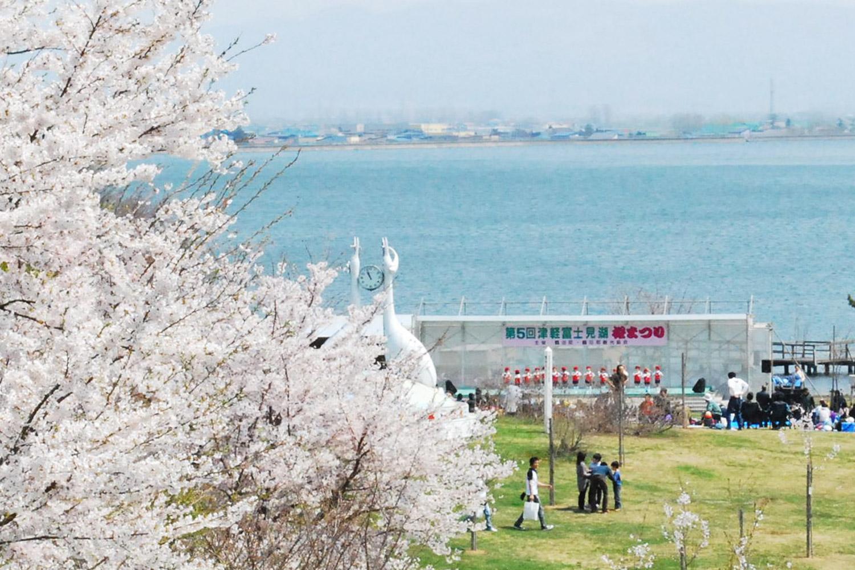 츠가루 후지미호 마라톤 대회