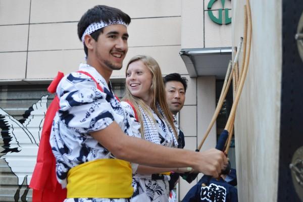 물과 불의 축제 츠루타 축제